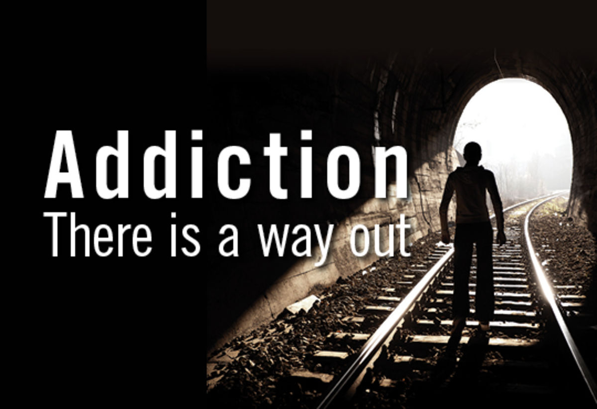 Headline for Ways To Get Help For Addictions