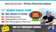 Electrician in Sydney CBD