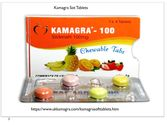 100 mg of chewable Kamagra Soft Tablets for Peaceful and Enjoyable intercourse