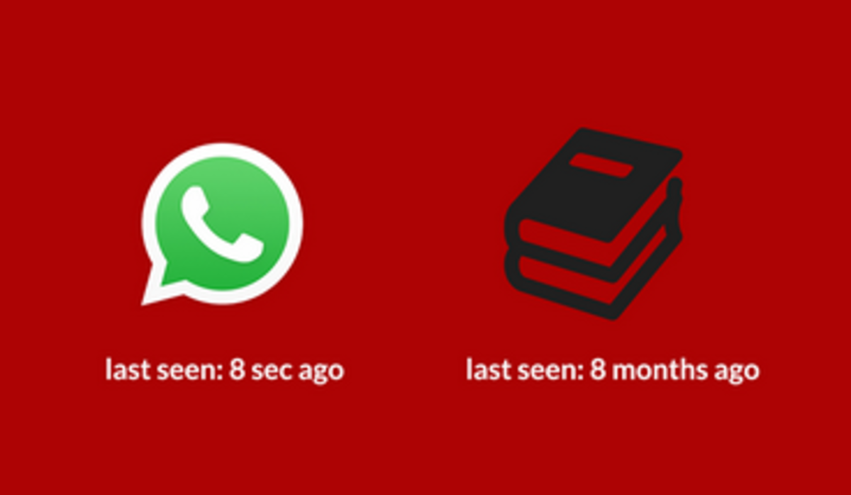 Headline for This is hilarious. 16 Minimal Posters That Perfectly Describes The New Age Tech Addicts.