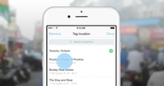 Twitter Teaming With Foursquare For Location Tagging In Tweets