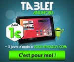 RockyFroggy - Android Tablet (FR)
