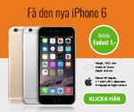 DealsOfToday - iPhone 6 (Sweden Only)
