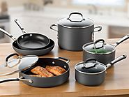 Simply Calphalon Nonstick 10 Piece Set - Kitchen Things