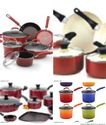 Great Red Cookware Sets