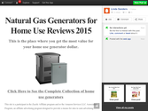 Natural Gas Generators for Home Use Reviews 2015