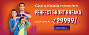 Holiday Packages | Travel deals India | International Tour Packages - Cox & Kings
