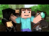 "♫ ""Where My Diamonds Hide"" - A Minecraft Parody Song of Imagine Dragon's Demons (Music Video)"