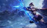 Ashe: Enchanted Crystal Arrow