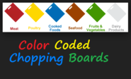 Best color coded chopping boards for Your Kitchen - Reviews