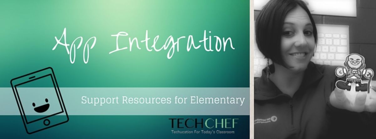 Headline for App Integration Support Resources for Elementary