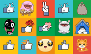 Make Your Facebook Photos Stand Out With Stickers