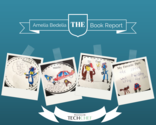 App Smashed Book Reports with Canva, Tellagami, Croak.it., and Thinglink