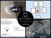 App-Smashed Benjamin Franklin Biography with Popplet, Bill Atkinson PhotoCard, and Toontastic