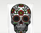 Sugar Skull Shower Curtain - Best Selection Online - Tackk