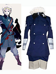 Royal Costumes, Axis Powers Hetalia Royal Blue Cosplay Costume -- CosplaySuperDeal.com