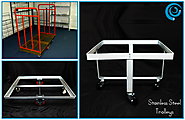 Stainless Steel Trolleys NZ