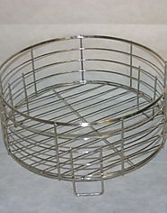 Stainless Steel Hangi Baskets NZ