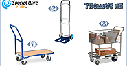 3 Uses Of Trolleys In Your Home