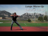 Bauer Health and Wellness Portal: Dynamic Warm-Up and Fast Twitch Running Drills
