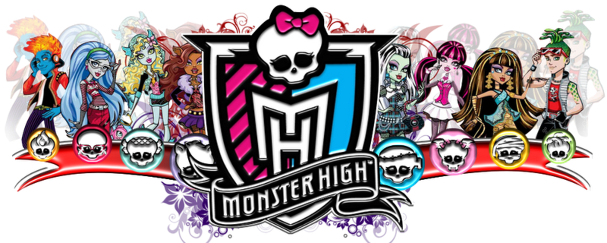 Headline for Monsters in Monster High