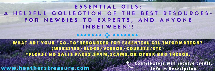 Headline for Essential Oils: A Helpful Collection Of Resources For Everyone