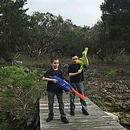 Where to Buy NERF Blaster Guns Online