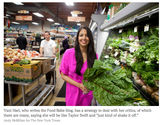 """Response: NY Times Lets Biased Freelancer Attack Food Babe"" By Vani Hari (Food Babe Blog)"
