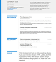 Resumonk | Beautiful Resume Templates | Online Resume Builder