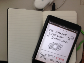 Learn How To Sketchnote With The Penultimate App For The iPad
