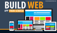 Creating a Web Apps or Applications from scratch