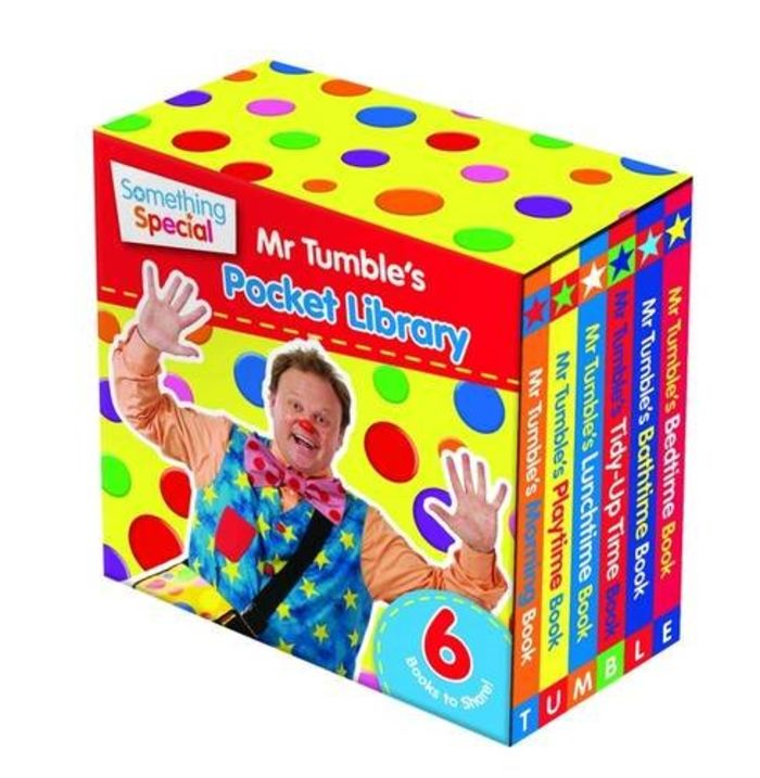 Something Special Mr Tumble Toys Reviews | Listly List