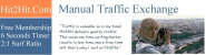 Manual traffic exchange. Improve site promotion and free advertising, websites promotion, free quality traffic , incr...