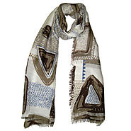 Online Store For Shopping Knot-Me Scarf in India At Best Price