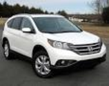 The Honda CRV