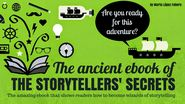 The ancient eBook of the storytellers' secrets