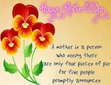Happy Mothers Day Greetings | Greetings For Mother's Day