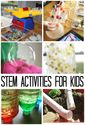 Science Experiments and STEM Activities for Kids