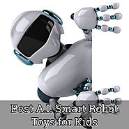 A.I. Toys for Kids - 4 of the Best Smart Robots for 2016-2017