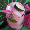 "Tickled Pink Tropical Island ""Iced Tea"""