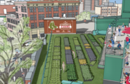 Fenway Park Opened a Rooftop Garden to Serve Homegrown Concessions