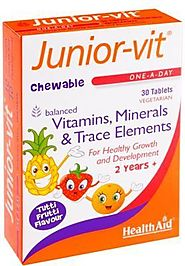 Best Vitamins For Children