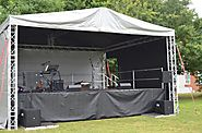 Stage Hire Solutions in Manchester