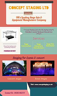 Concept Staging Ltd