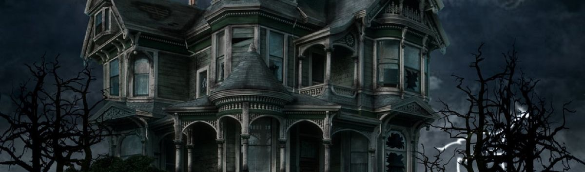 Headline for The Scariest Haunted Houses in Movies