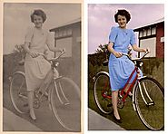 Image restoration in Photoshop does not require huge expertise