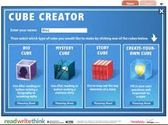 Cube Creator - ReadWriteThink