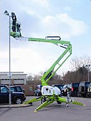 Trailer Mounted Boom Lift Used - Access Equipment Sales