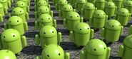Android most popular enterprise OS, claims Frost & Sullivan