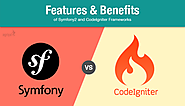 Symfony 2 vs CodeIgniter - Features and Benefits